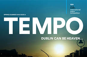 Tempo Newsletter - Dublin Can Be Heaven...